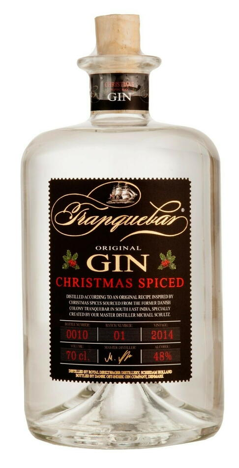 Image of   Tranquebar Christmas Spiced Gin