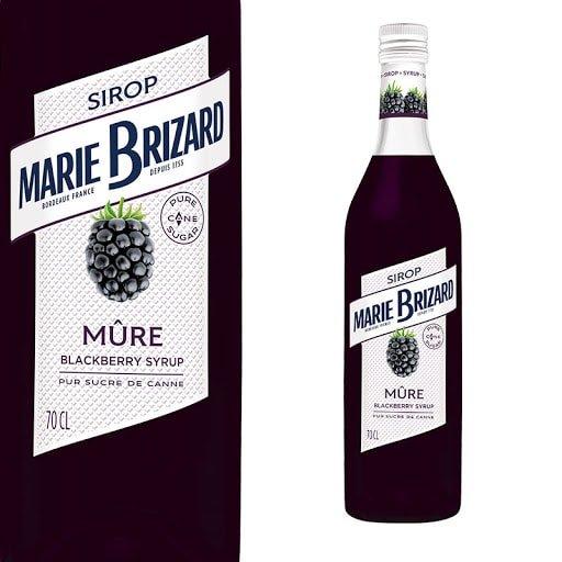 Image of   Marie Brizard Sirup Blackberry / Brombær Fl 70