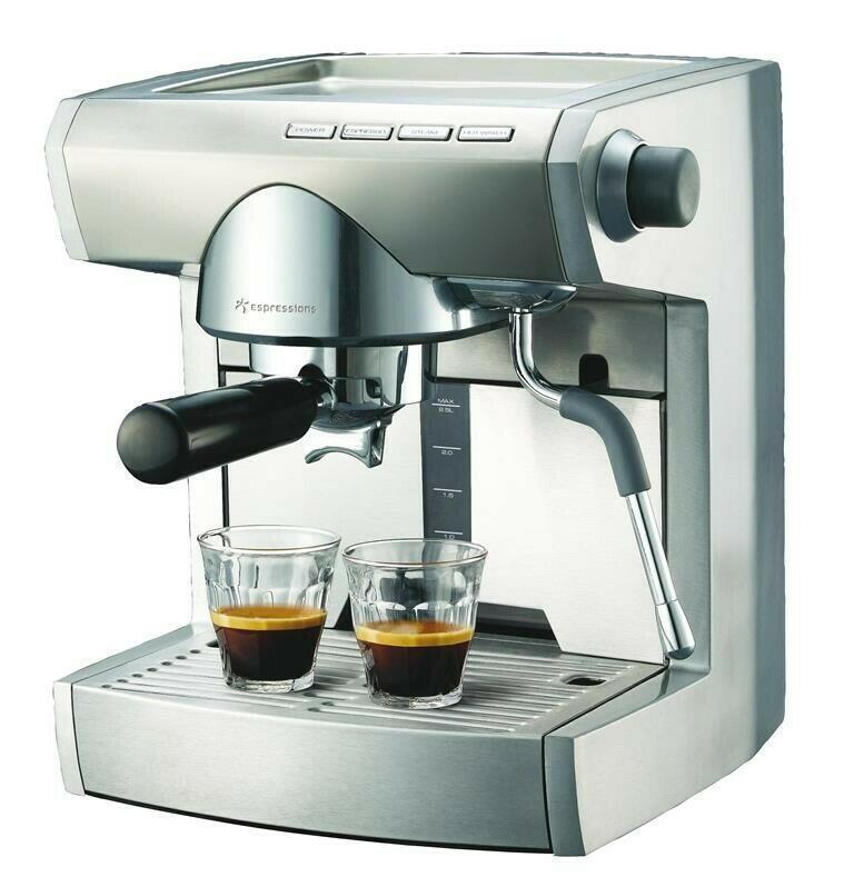 Espressomaskine - Espressions