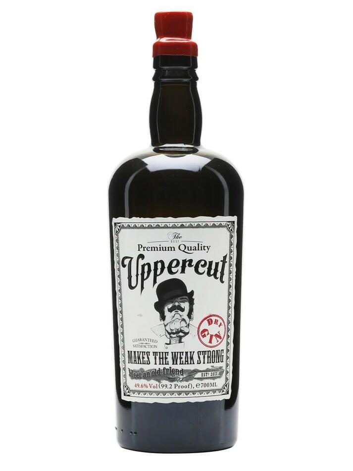 Uppercut Gin Fl 70