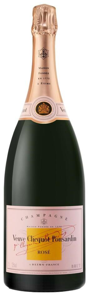 Image of   Veuve Clicquot Champagne Rosé Fl 75cl