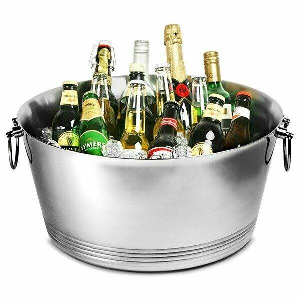 Image of   Vin & Champagnekøler - Rustfri Stål
