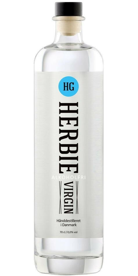 Herbie Virgin Gin (Alkoholfri) Fl 70