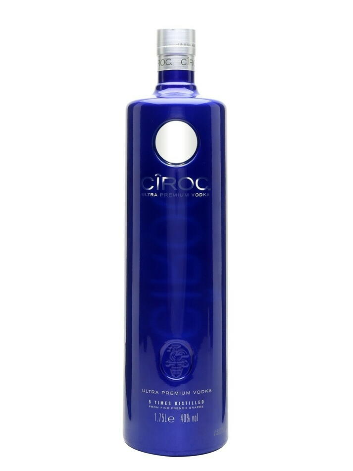 "Ciroc Vodka ""Eclipse"" Luminous (Mg) Fl 175"