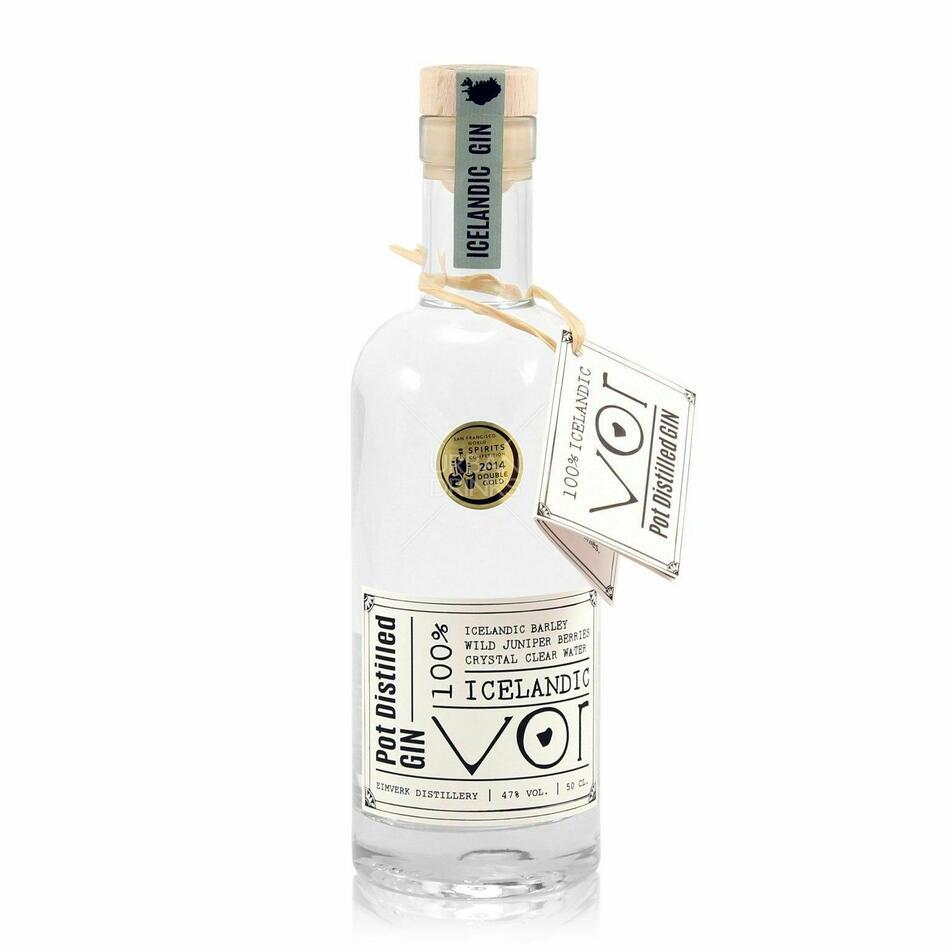 Vor Icelandic Gin Fl 50