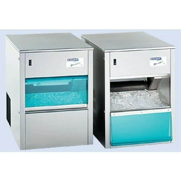 Wessamat - Blue Line W19l Isterningsmaskine 22kg