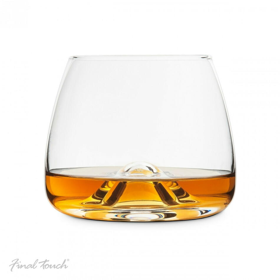 Image of   Whisky Glas 4pk Final Touch