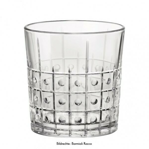 Billede af BORMIOLI, Whisky Tumbler Este 30cl (6stk)