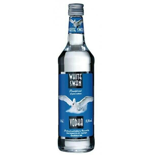 Image of   White Swan Vodka* Fl 100