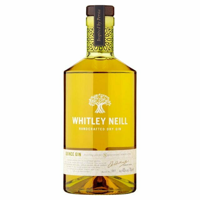 Image of   Whitley Neill Quince Gin 1 Flaske 70cl