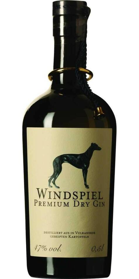 Windspiel Premium Dry Gin Fl 50