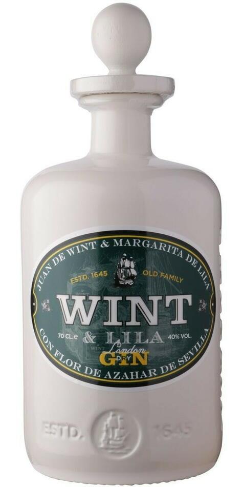Wint & Lila Dry Gin Fl 70