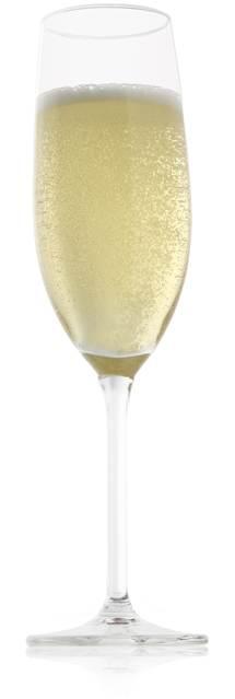 Billede af Champagne Glas 2 Stk.