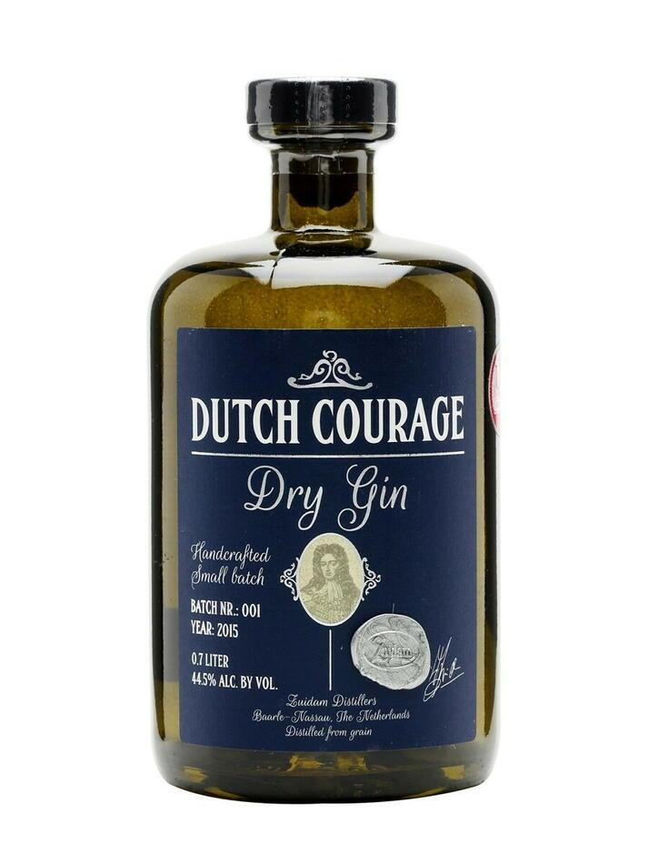 Image of   Zuidam Dutch Courage Dry Gin Fl 70