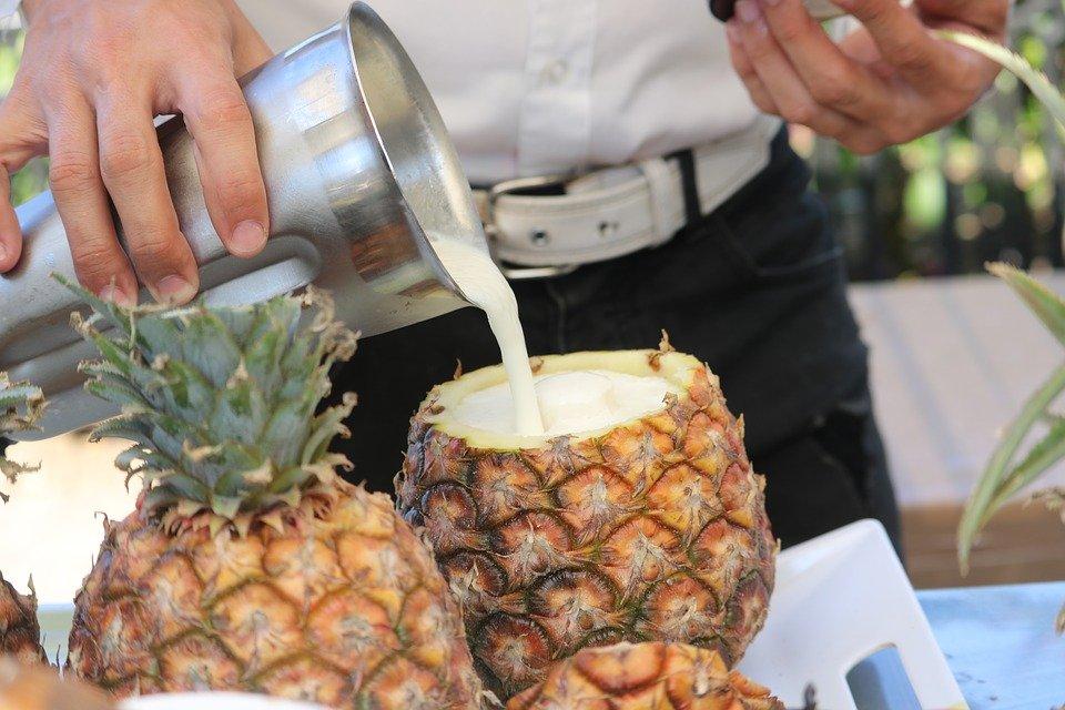 Sæt dig eget præg på Piña Colada