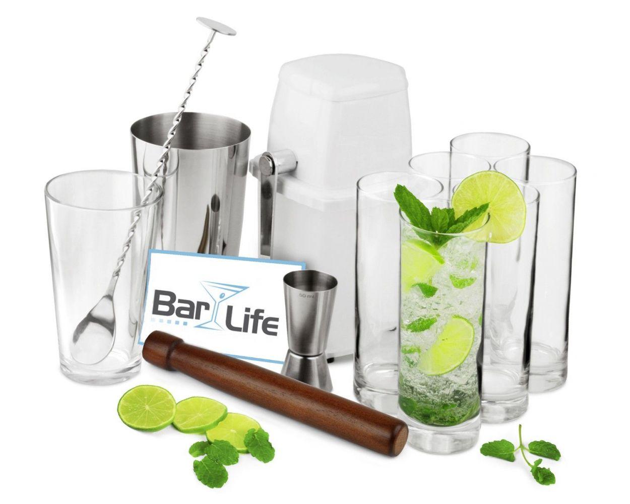 Sådan bruger du en cocktail muddler