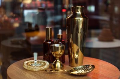Barudstyr, den professionelle bartender ikke kan undvære