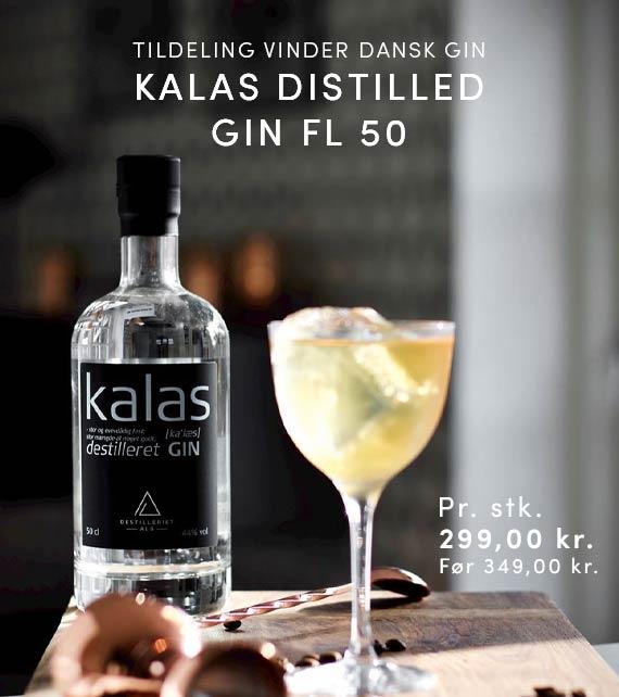 Kalas dansk gin